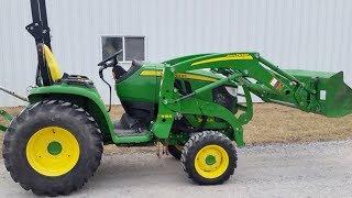 We Bought A Stolen John Deere Tractor