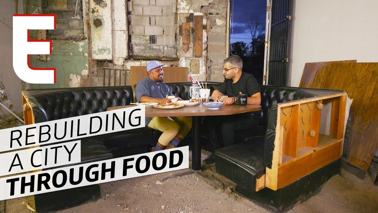 How a Palestinian Master Chef Is Using Food to Help Unite Detroit — Cooking in America thumbnail