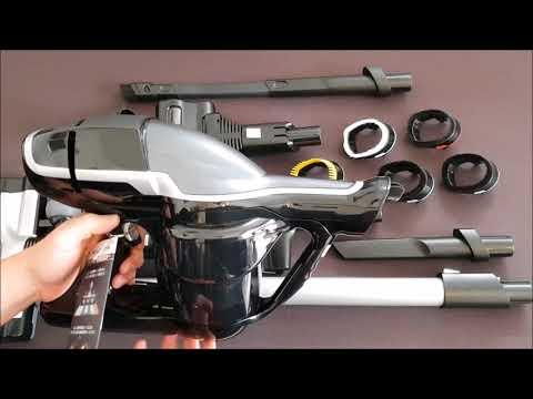 Nuovo aspirapolvere a batteria Rowenta Air Force 460