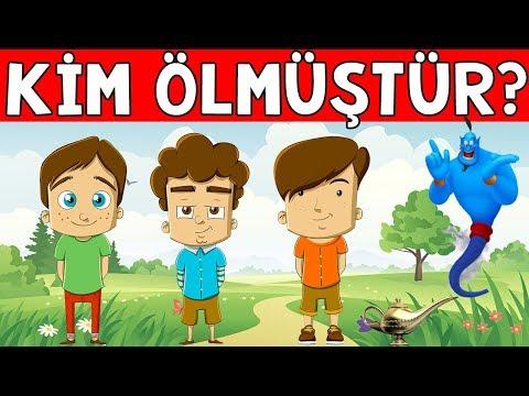 Türkiye'de Popüler Olan Bu Bulmacaları Sadece Dahiler Çözebiliyor (%98 Çözemiyor)