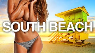 Things got HOT in South Beach | Epic Miami Drone Footage | Miami Travel VLOG
