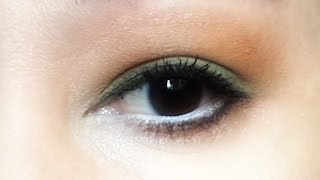 Увеличиваем глаза с помощью макияжа