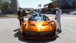 The Only 3 Hermes Hypercars in the World