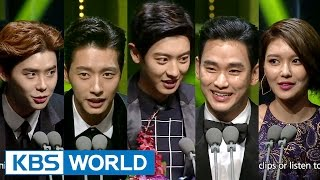 Korea Drama Awards   코리아 드라마 페스티벌 (2015.10.27)