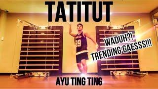 AYU TING TING - TATITUT DANCE FITNESS | FITDANCE | TIKTOK VIRAL | EASY WORKOUT | DJ DANGDUT KOPLO ID