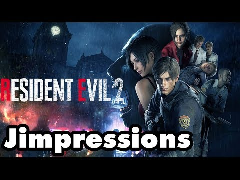 Resident Evil 2 – Explicit Violence And Gore (Jimpressions) video thumbnail