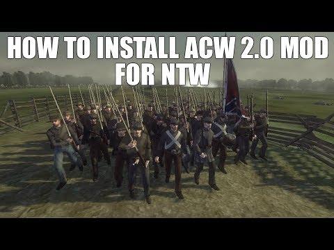 ACW 2 0: American Civil War for Napoleon Total War