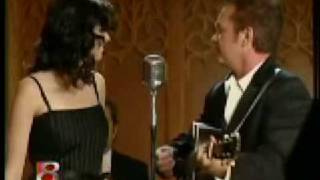 John Mellencamp Karen Fairchild  A Ride Back Home Video Beck Chapel Indiana University