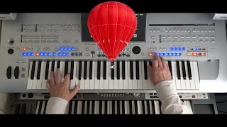 Up, Up & Away - 5th Dimension - Tyros4Vrsi