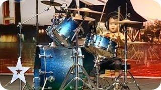 Gambar cover Semifinalist 48 - Elonoe drummer cilik 3 tahun