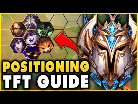 *BEST TFT GUIDE* HOW TO WIN EVERY SINGLE GAME (TEAMFIGHT TACTICS) - League of Legends