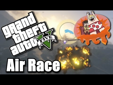 GTA V Air Race Magnificent Men In Their Flying Machines