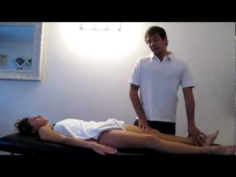 Come ottenere lacqua fuori delle articolazioni