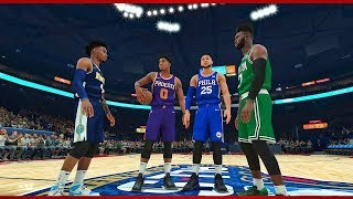 All Star Weekend Dunk Contest | Most Athletic Performance Ever | NBA 2k18 MyCareer #17 | JuiceMan