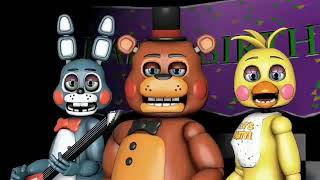 (FIVE NIGHTS AT FREDDI'S