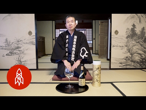55 generations of sake brewing