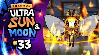 Ribombee  - (Pokémon) - RIBOMBEE OHKO'S EVERYTHING! - Pokémon Ultra Sun & Ultra Moon Walkthrough w/ Supra! Episode #33