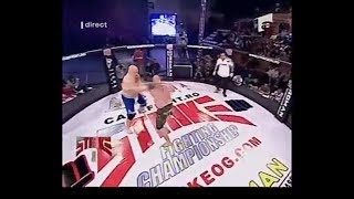 ММА: дзюдо 160кг против джиу джитсу190 кг