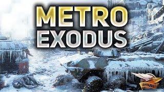 Metro Exodus - Метро Исход - Волга - Прохождение - Часть 1
