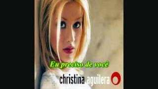 Christina Aguilera - Love Will Find A Way (Tradução Pt Br)