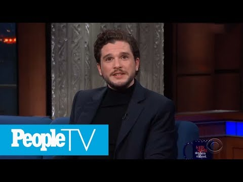 Kit Harington Says He Lost It Over 'Game Of Thrones' Ending: 'I Blubbed My Eyes Out' | PeopleTV