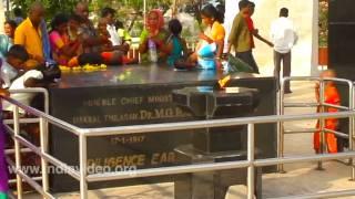 MGR Memorial in Chennai