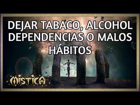 La duración de 3 fases del alcoholismo