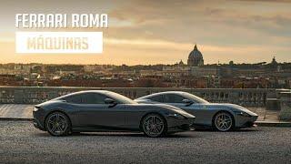 Ferrari Roma - Máquinas
