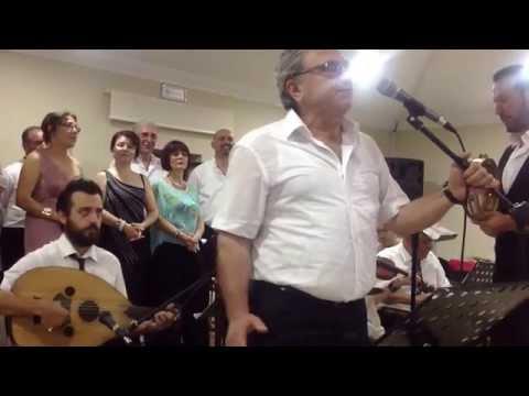 Sevmekten Kim Usanır - Gürsel Ersoy - Kartal Musiki Derneği - Balkanlılar Derneği Konseri