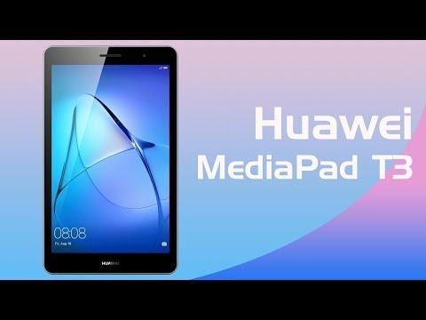 Huawei MediaPad T3 - [recenze a unboxing]