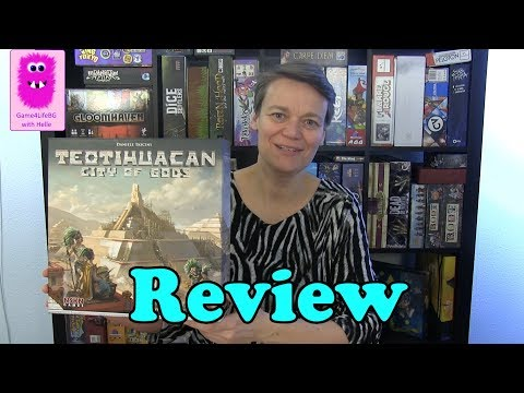 Review - first impression of Teotihuacan: City of Gods