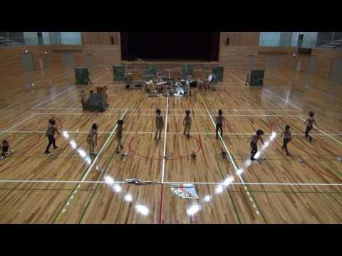 河合第三小学校金管バンド・THE LION KING