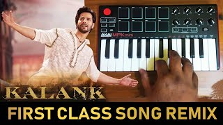 Kalank - First Class Song  Cover By Raj Bharath | #Arijit Singh | #Varun Dhawan | #Pritam |#Ringtone
