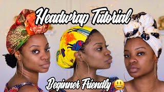 Headwraps to protect your Tresses