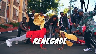 "Video thumbnail of ""INSANE RENEGADE DANCE CHALLENGE !   Renegade Dance   renegade Tik Tok   Tileh Pacbro   renegade"""