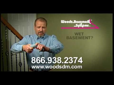 If rain water is getting someplace it shouldn't, call the basement and foundation experts at Woods Basement Systems. We'll give you a no-obligation estimate to fix the problem permanently. Don't let water problems steal your home's value. Call today! Woods Basement Systems services the Greater Saint Louis area, including St. Charles, O'Fallon, and nearby; as well as Southern Illinois, such as Mount Vernon, Carbondale, Decatur, Champaign.