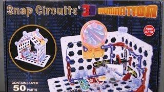 Snap Circuits 3D Illumination from Elenco