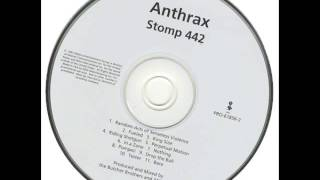 In a Zone - Anthrax