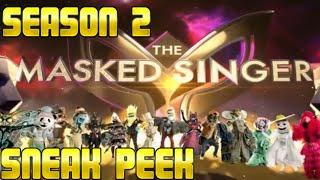 The Masked Singer   Sneak Peek   Season 2