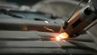 Laserauftragschweissen - eifeler Lasertechnik