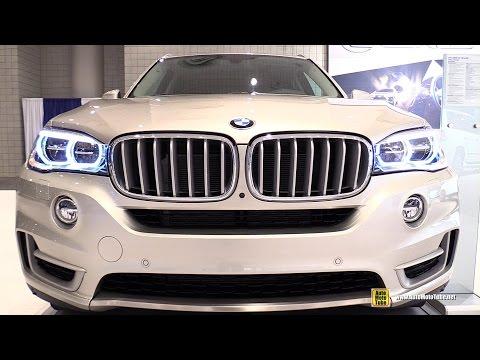 Bmw X5 F15 Паркетник класса J - рекламное видео 3