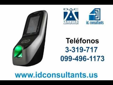 EQUIPO BIOMETRICO Multibio 700+ID  ID CONSULTANTS