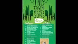 Chinchilla - THIS TOWN NEEDS GUNS