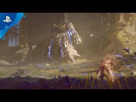 Revelado o Novo Trailer de Babylon's Fall