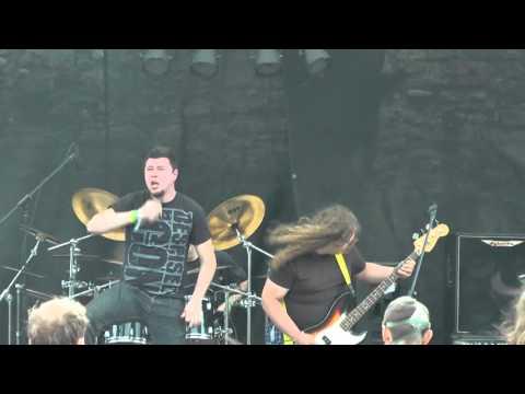 Blood Manacle - Blood Manacle - Live Deathnoise Starý Jíčín 2014