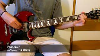 L'America - Guitar Tutorial