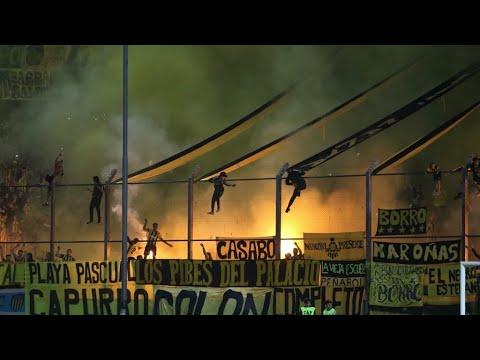 """""""HINCHADA DE PEÑAROL 0-0 Belgrano/ Noche Amarilla y Negra 2020 /"""" Barra: Barra Amsterdam • Club: Peñarol"""