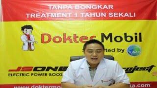 Dokter Mobil - Pengisian Air Radiator