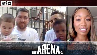 Cari's Champions: Maxwell & Finnegan | The Arena