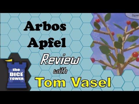 DiceTower Reviews: Arbos Apfel